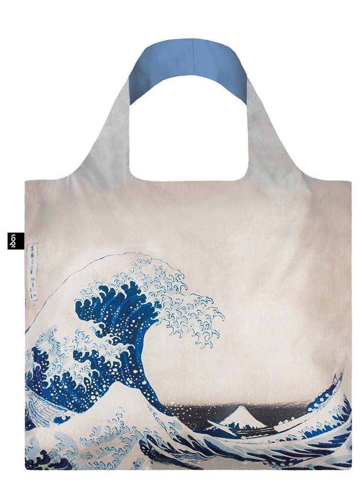 'The Great Wave' Tote Bag - My Modern Met Store