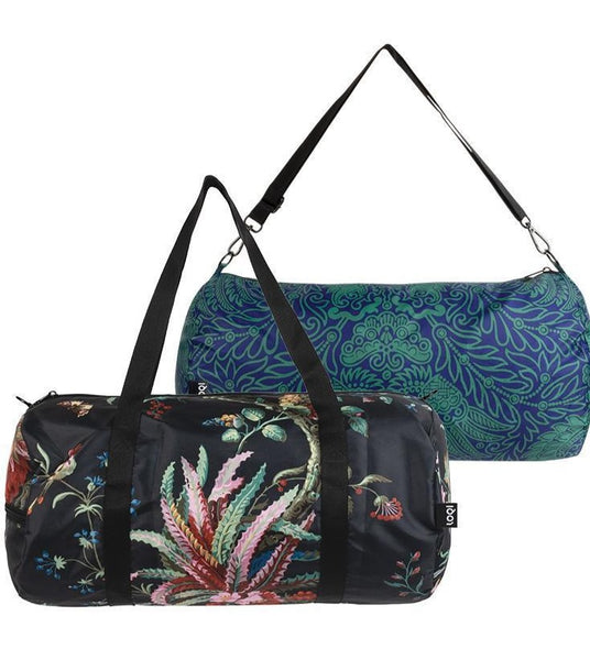 MAD Arabesque & Japanese Decor Reversible Weekender Bag - My Modern Met Store