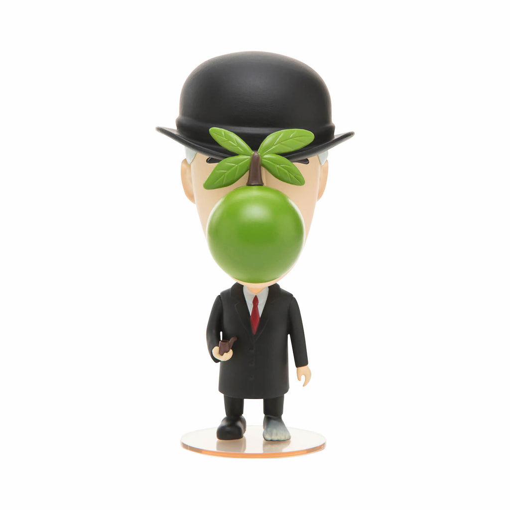 René Magritte Action Figure - My Modern Met Store