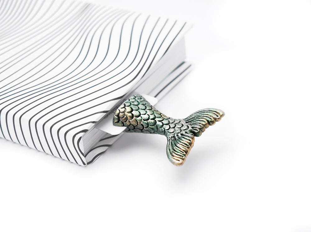 Mermaid Tails Bookmark - My Modern Met Store
