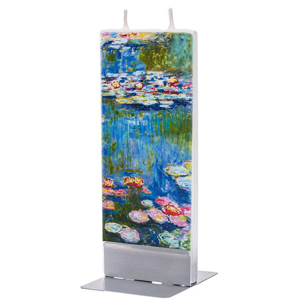 Water Lilies Candle