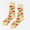 Pop Art Crew Socks - My Modern Met Store