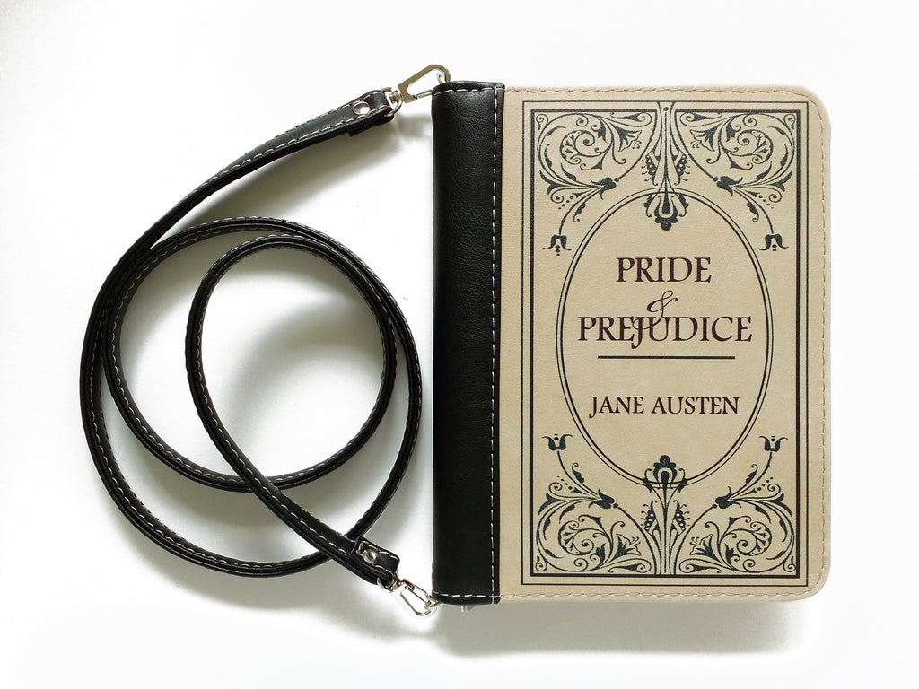 'Pride and Prejudice' Book Clutch - My Modern Met Store