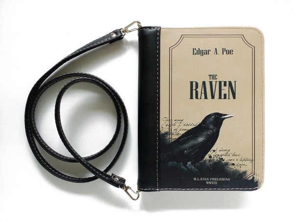 'The Raven' Book Clutch - My Modern Met Store