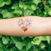 Rifle Paper Co. Floral Temporary Tattoos - My Modern Met Store