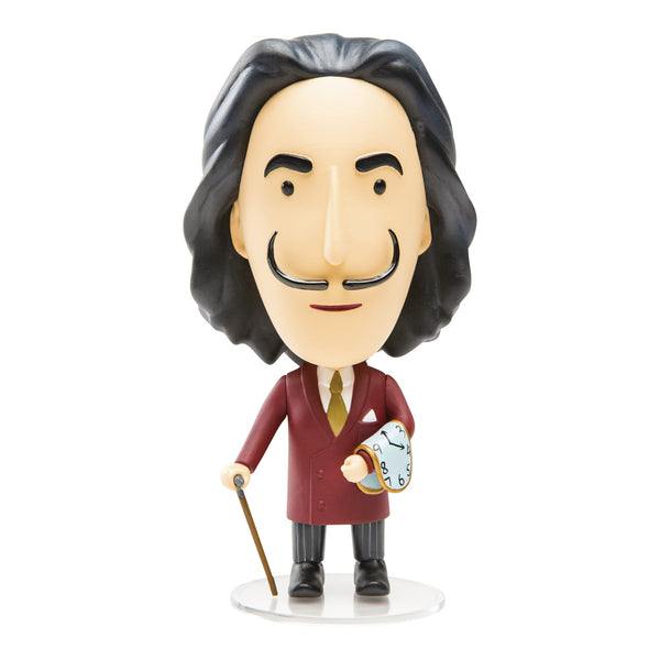 Salvador Dalí Action Figure - My Modern Met Store