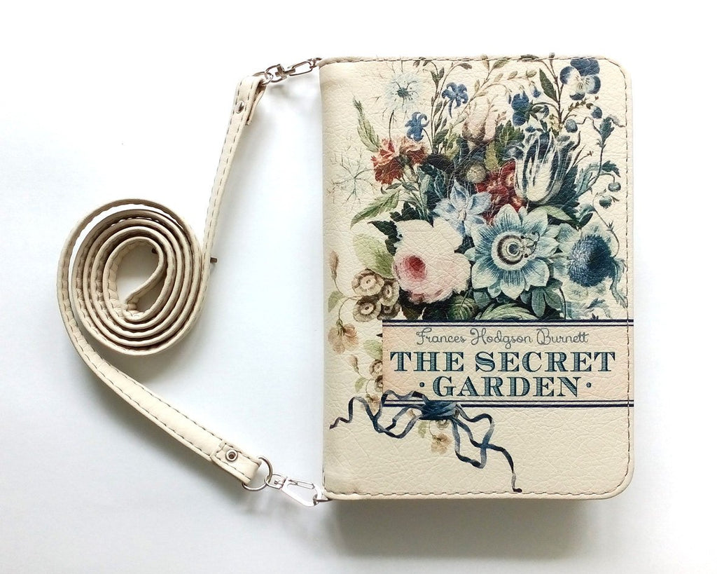 'The Secret Garden' Book Clutch - My Modern Met Store