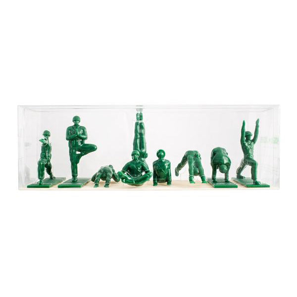 Yoga Joes: Series 1 Figurines - My Modern Met Store