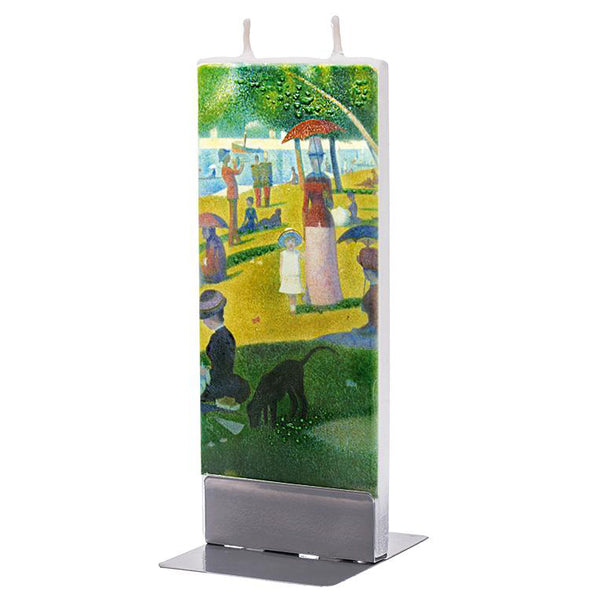 'A Sunday Afternoon on the Island of La Grande Jatte' Candle - My Modern Met Store