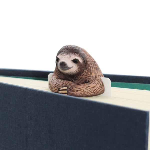 Sloth Bookmark - My Modern Met Store
