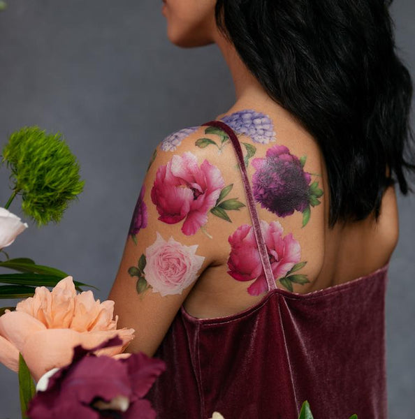 Perennial Tattoo Set by Tattly