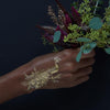 Gold Peacock Temporary Tattoos - My Modern Met Store
