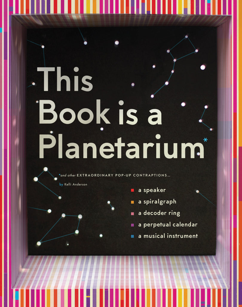 This Book Is a Planetarium - My Modern Met Store