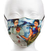 Frida Kahlo Reversible Face Mask