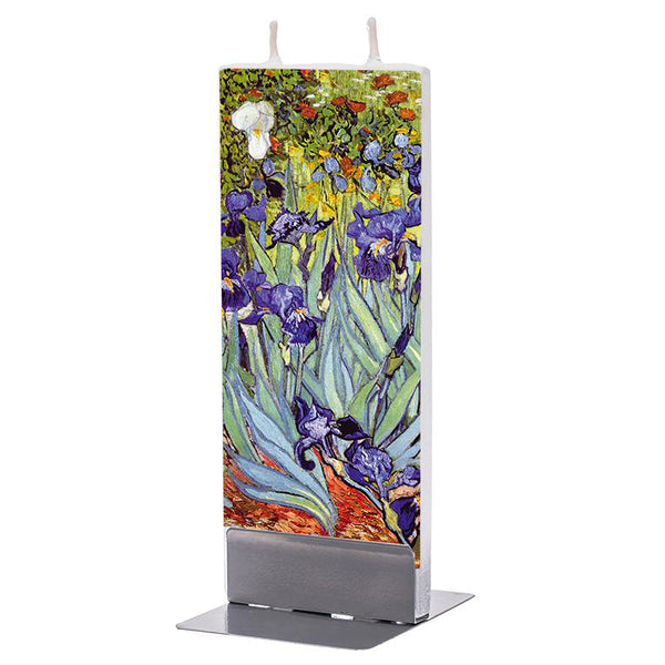 'Irises' Candle - My Modern Met Store