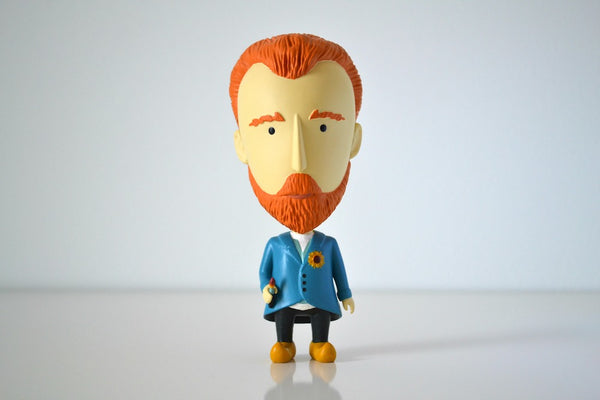 Vincent van Gogh Action Figure - My Modern Met Store