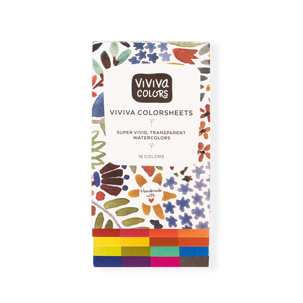 Viviva Colorsheets Set