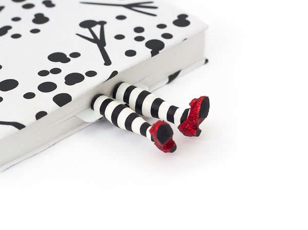 Wicked Witch Bookmark - My Modern Met Store