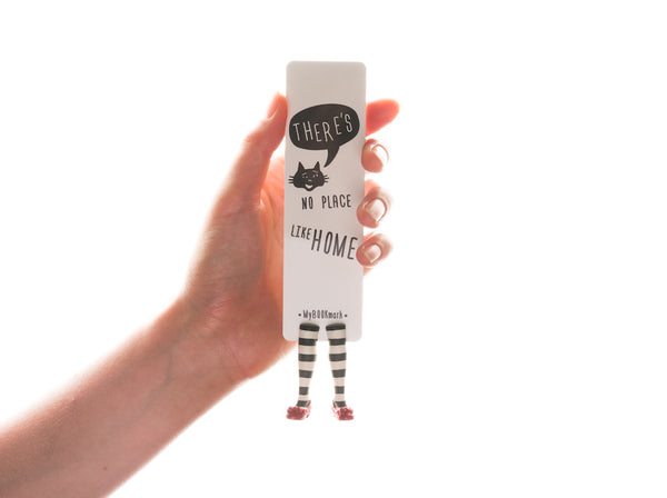 Quirky Wicked Witch Of The West Bookmark Makes Keeping