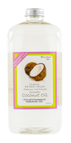 Aromatic Extra Virgin Coconut Oil