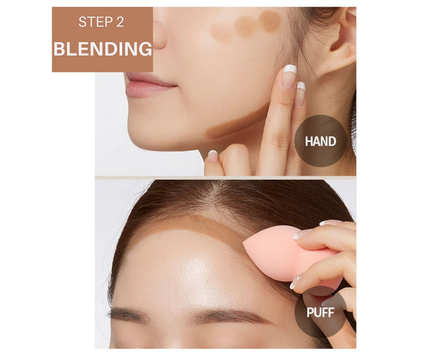 A'PIEU 3D Contouring Stick Duo how to use step 2