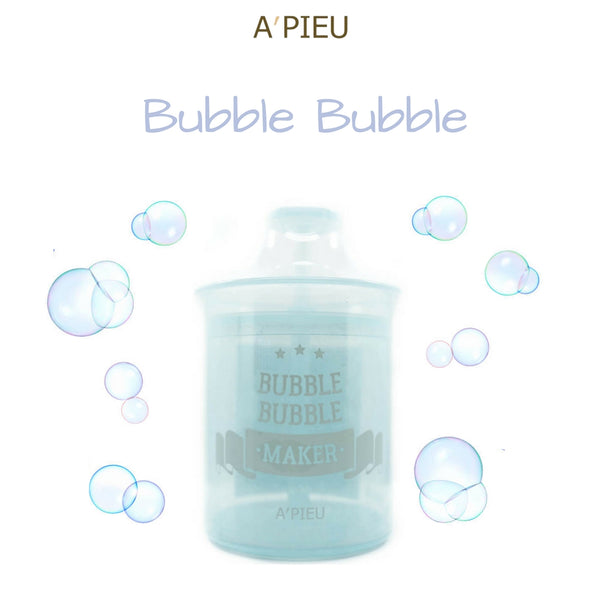 A'PIEU Bubble Bubble Maker (Mint)