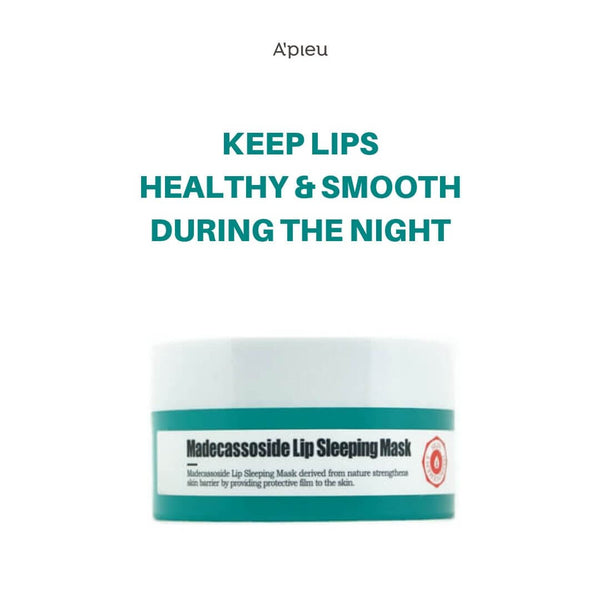 A'PIEU Madecassoside Lip Sleeping Mask 20g