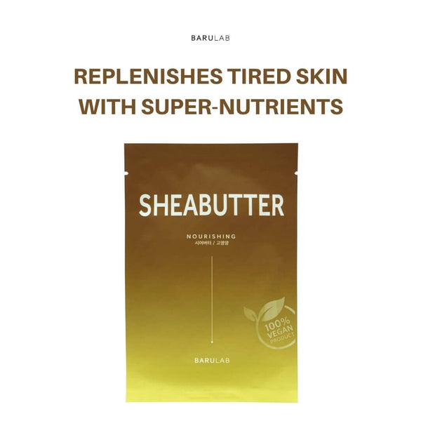 BARULAB The Clean Vegan Mask Shea Butter 23g