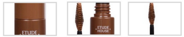 Etude House - Colour My Brows 4.5g (#04 Natural Brown) sections