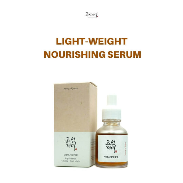 Beauty of Joseon Repair Serum (Ginseng + Snail Mucin) 30ml