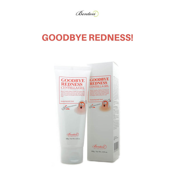 Benton Goodbye Redness Centella Gel 100g