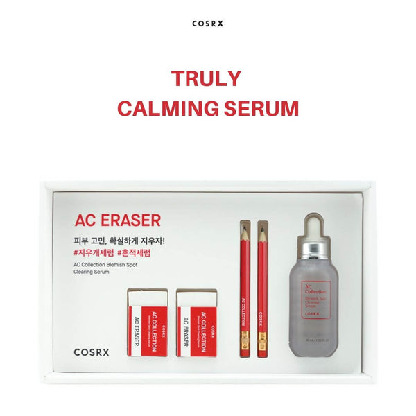COSRX AC Collection Blemish Spot Clearing Serum Kit (5pcs)