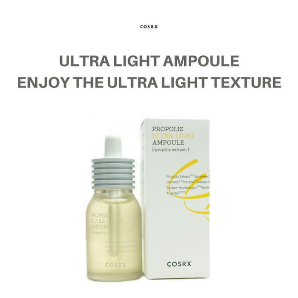 COSRX Full Fit Propolis Ultra Light Ampoule 30ml
