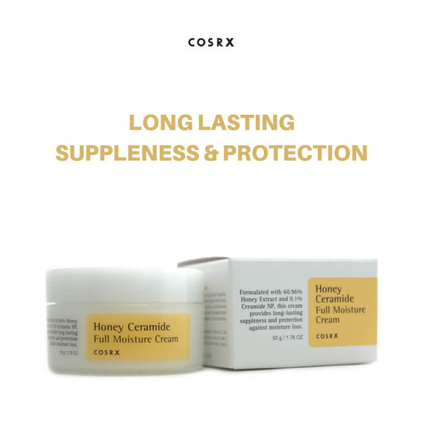 COSRX Honey Ceramide Full Moisture Cream 50g