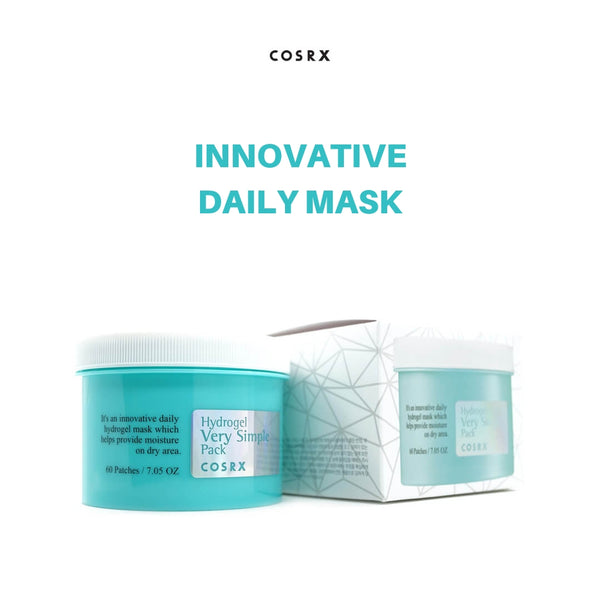 COSRX Hydrogel Very Simple Pack 60 Patches