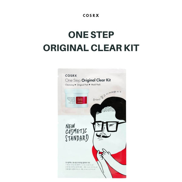 COSRX One Step Original Clear Kit