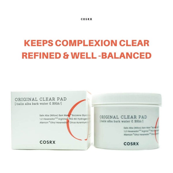 COSRX One Step Original Clear Pad (70 Pads) 135ml