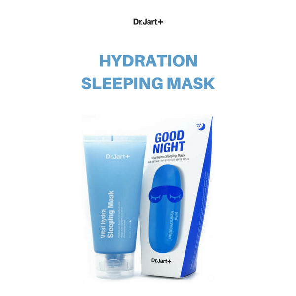 Dr. Jart+ Dermask Water Jet Vital Hydra Sleeping Mask 120ml
