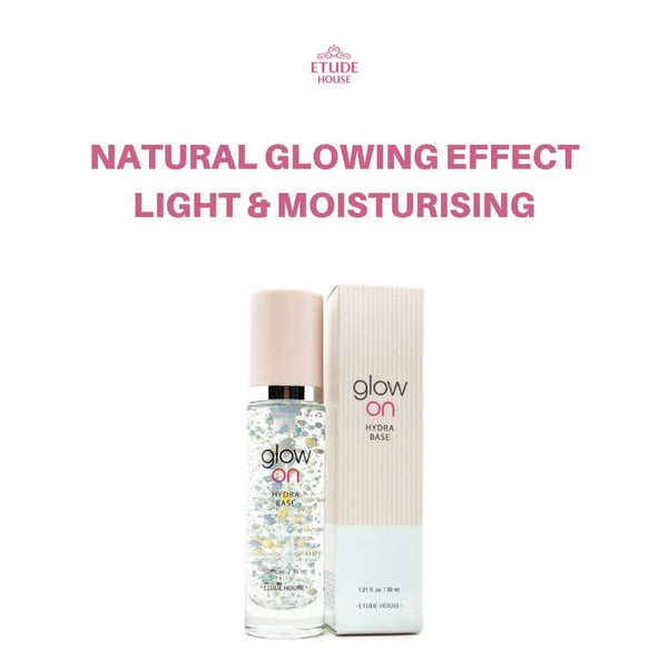 Etude House Glow On Hydra Base 30ml