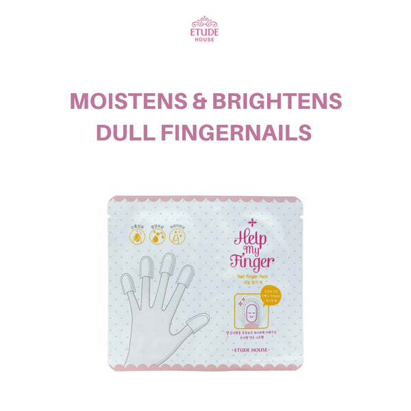 Etude House Help My Finger Nail Pack (10pcs)
