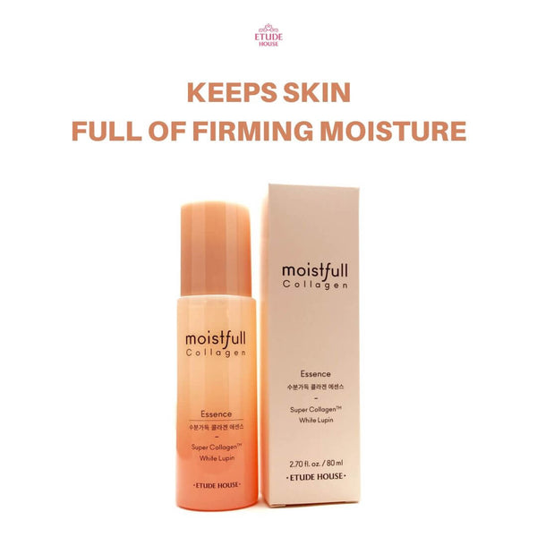 Etude House Moistfull Collagen Essence 80ml