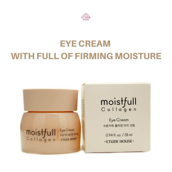 Etude House Moistfull Collagen Eye Cream 28ml