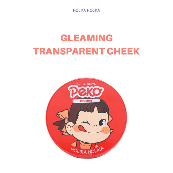 Holika Holika Melty Jelly Blusher (#02 Melting Orange) 6g