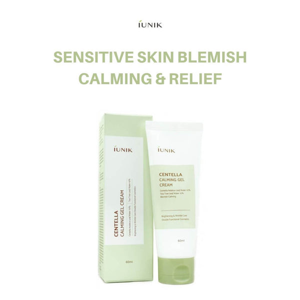 IUNIK Centella Calming Gel Cream 60ml