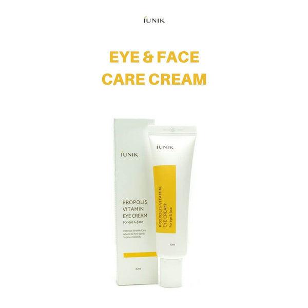 IUNIK Propolis Vitamin Eye Cream 30ml