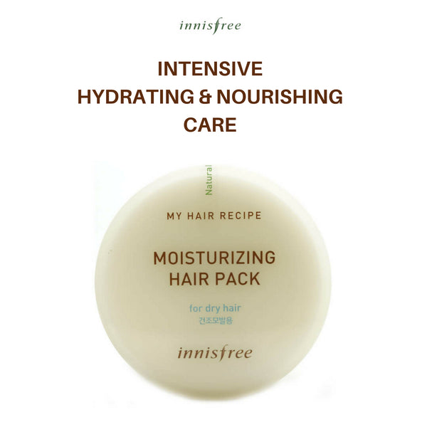 Innisfree - My Hair Recipe Moisturizing Hair Pack 100ml