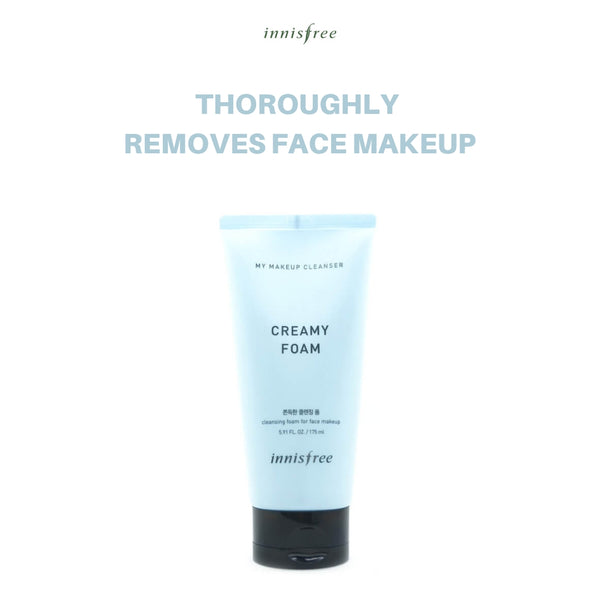 Innisfree My Makup Cleanser Creamy Foam 175ml