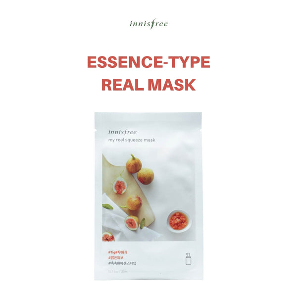 Innisfree My Real Squeeze Mask (Fig) 20ml