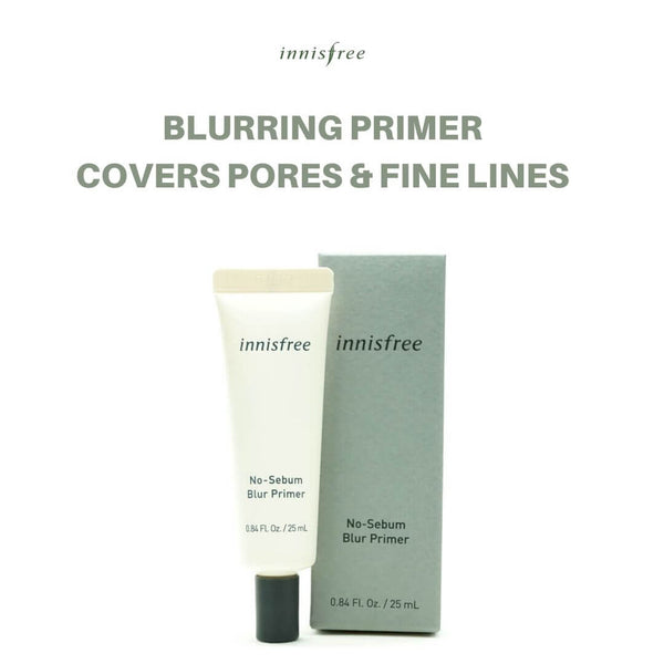 Innisfree No Sebum Blur Primer 25ml