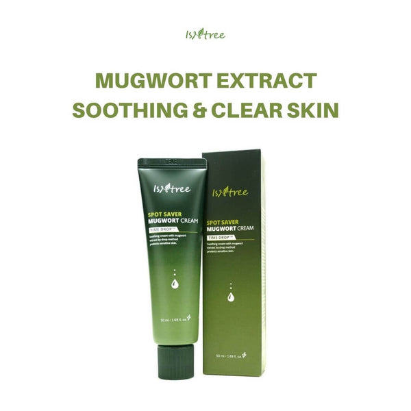 Isntree Spot Saver Mugwort Cream 50ml